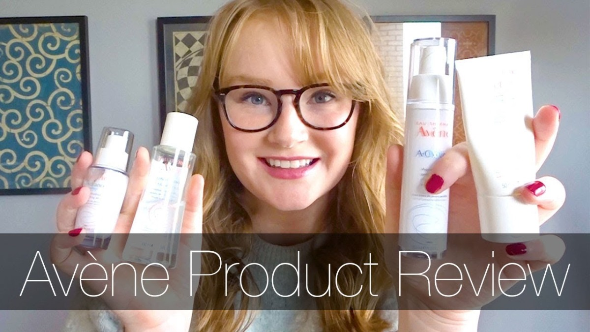 AVÈNE PRODUCT REVIEW | Rebecca Sophie